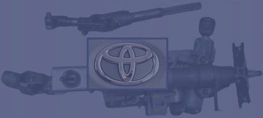 Rattaksel feil Toyota
